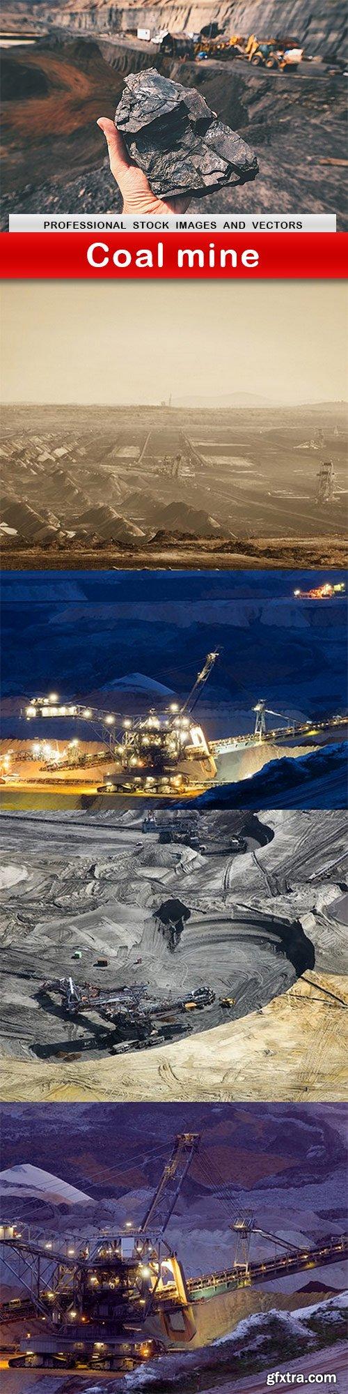 Coal mine - 5 UHQ JPEG