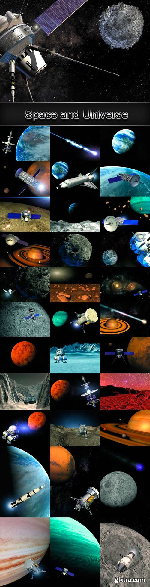 Space and Universe