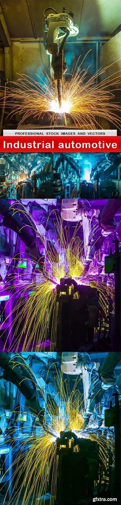 Industrial automotive - 5 UHQ JPEG