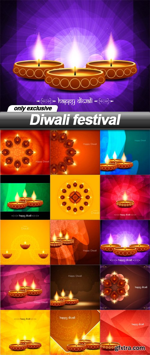 Diwali festival - 15 EPS