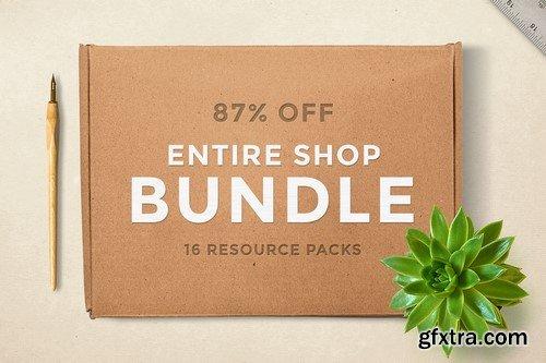 CM - Entire Shop Bundle - 87% OFF - 316019