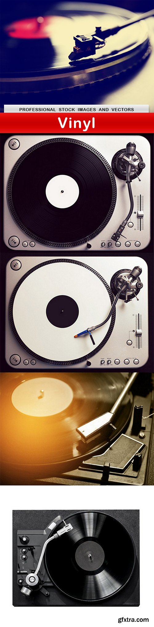 Vinyl - 5 UHQ JPEG
