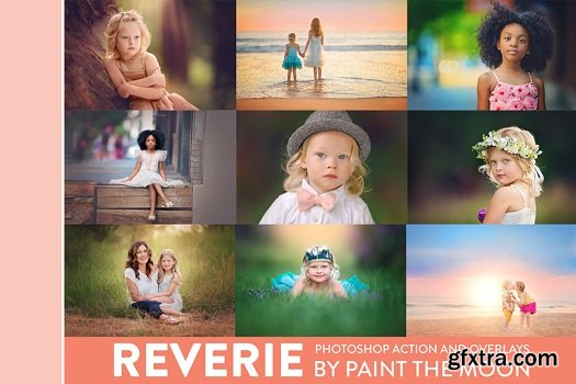 The Reverie Photoshop Actions and Overlays