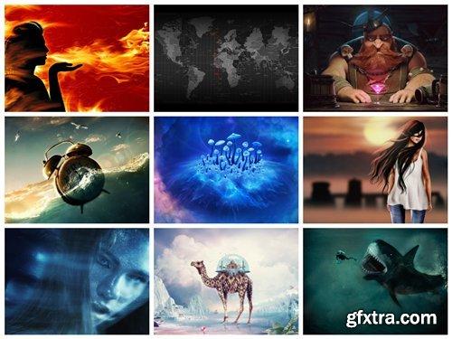 75 Creative Art HD Wallpapers Mix 8
