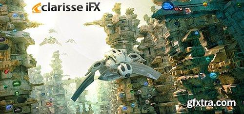 Isotropix Clarisse iFX v2.0 SP6 LINUX-AMPED