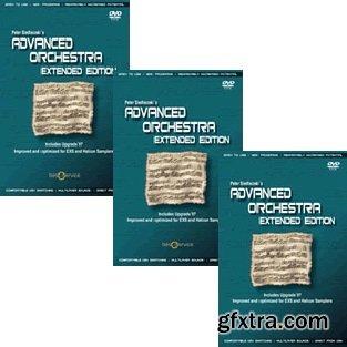 Best Service Peter Siedlaczeks Advanced Orchestra Extended Edition EXS24 HALiON DVDR-DYNAMiCS