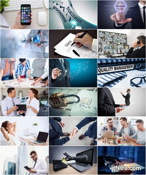 Collection of various business concept idea Businessman Accessories workplace 25 HQ Jpeg