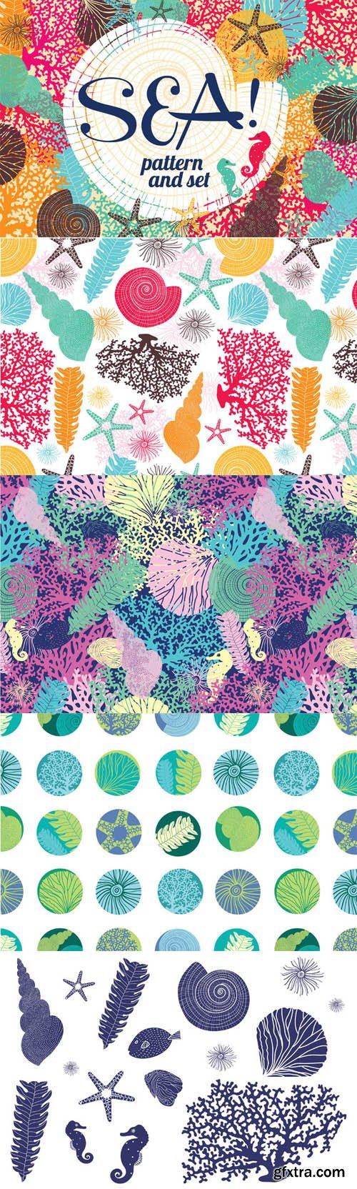 Sea Patterns - CM 288447
