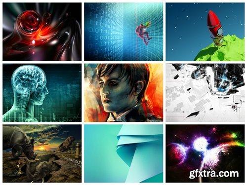 75 Creative Art HD Wallpapers Mix 10
