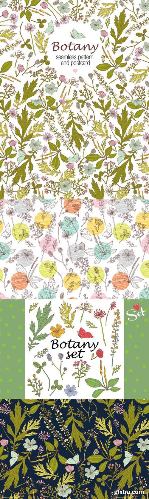 Botany Patterns - CM 367777