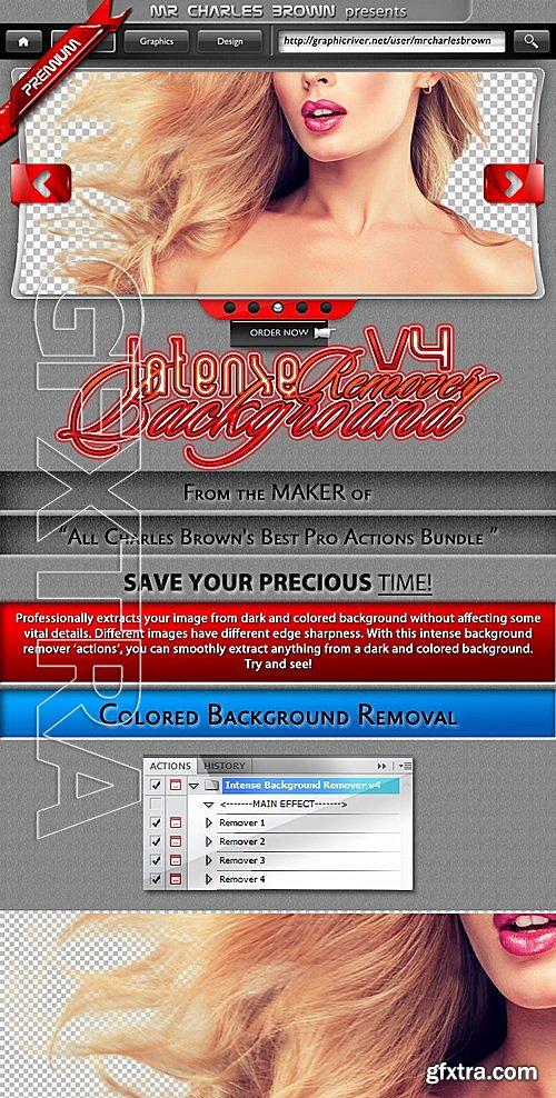 GraphicRiver - Intense Background Remover v4 12377371