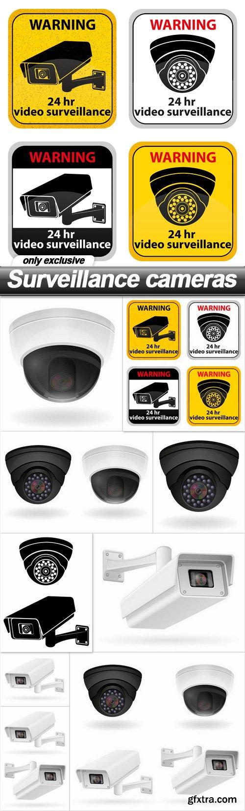 Surveillance cameras - 9 EPS
