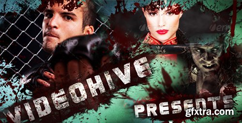 Videohive Blood Action Trailer 5045219