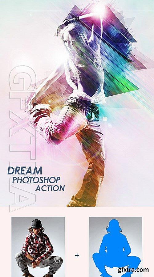 GraphicRiver - Dream - Photoshop Action 13567887