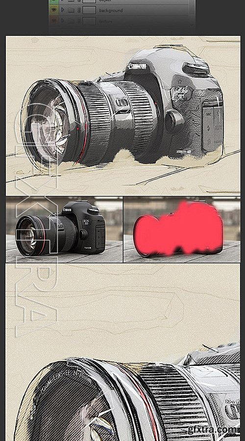 GraphicRiver - Architectum PS Action 13460304