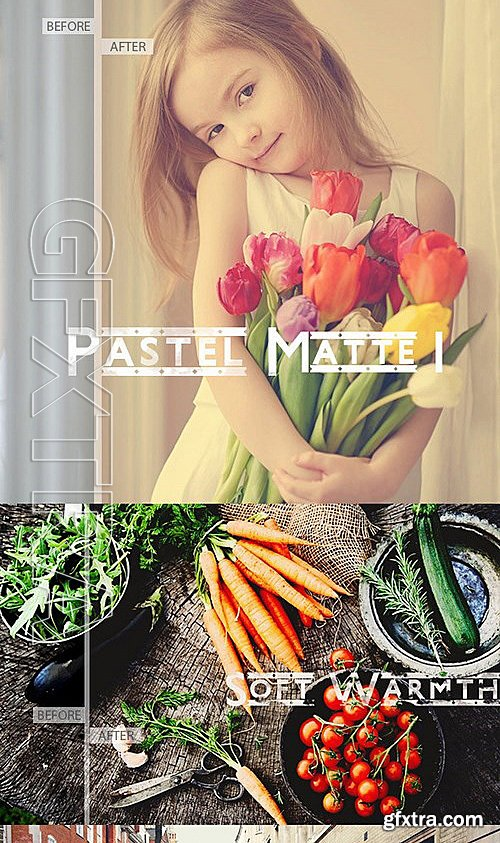 GraphicRiver - 34 Matte Photo Effect Premium Collection 13571705