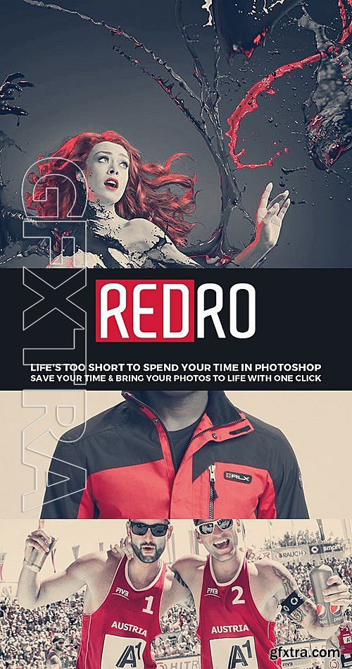 GraphicRiver - Redro Action 13585331