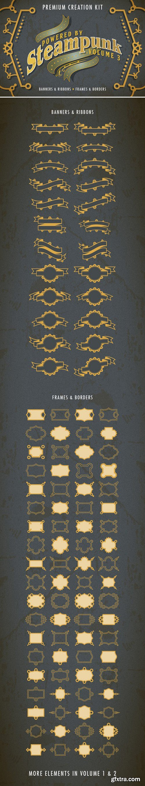 CM - Steampunk Bundle Volume 3 434307