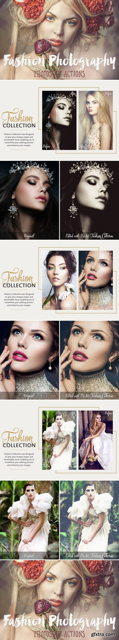 CM - Fashion Photography Photoshop Action 434468