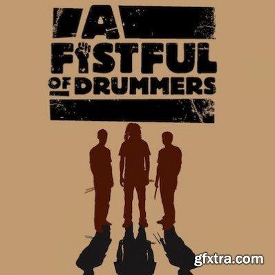 Drumdrops A Fistful of Drummers WAV AiFF REX2 MULTiTRACK DVDR-DYNAMiCS