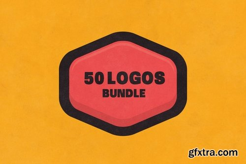 CM - MEGA BUNDLE 650+ Logos and Badges 426253