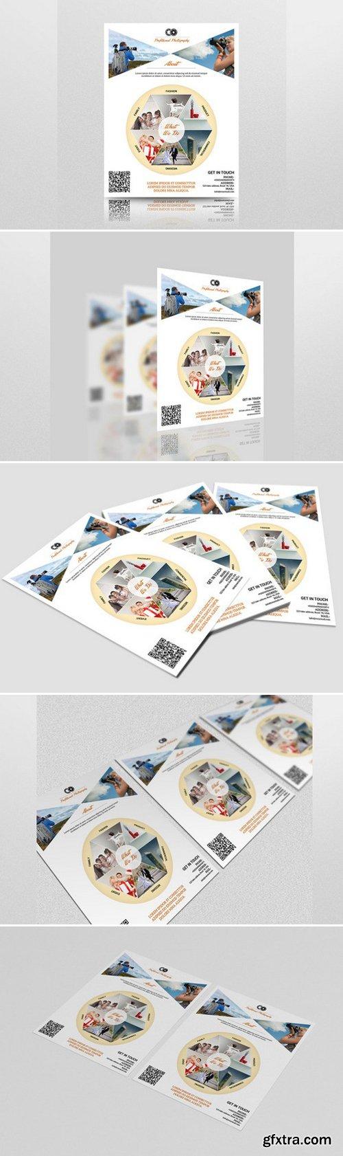 CM - Photography Flyer Template-V110 433913