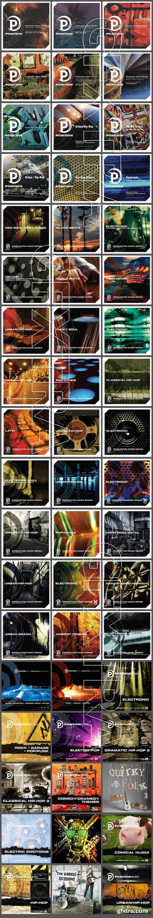 Position Music - Production Music Series All PMS001-211 (MP3)