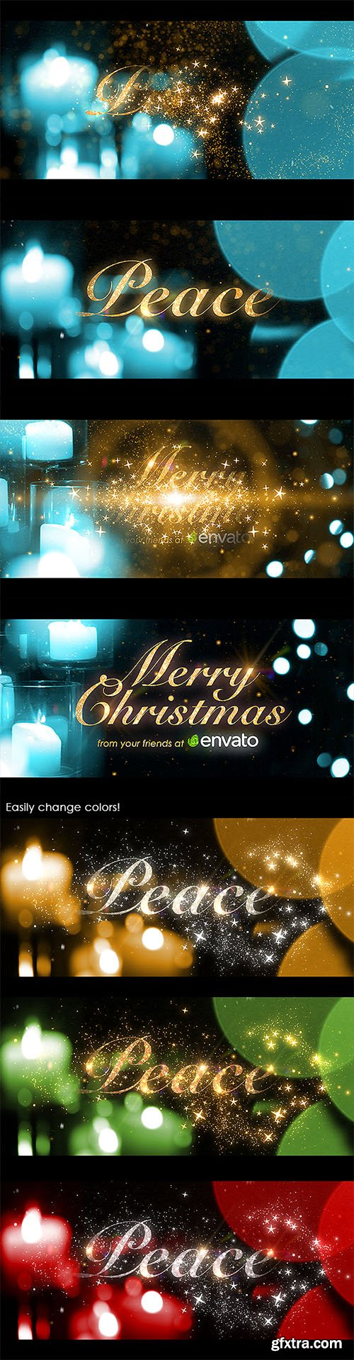 Videohive Christmas Aftereffects Files Page 9