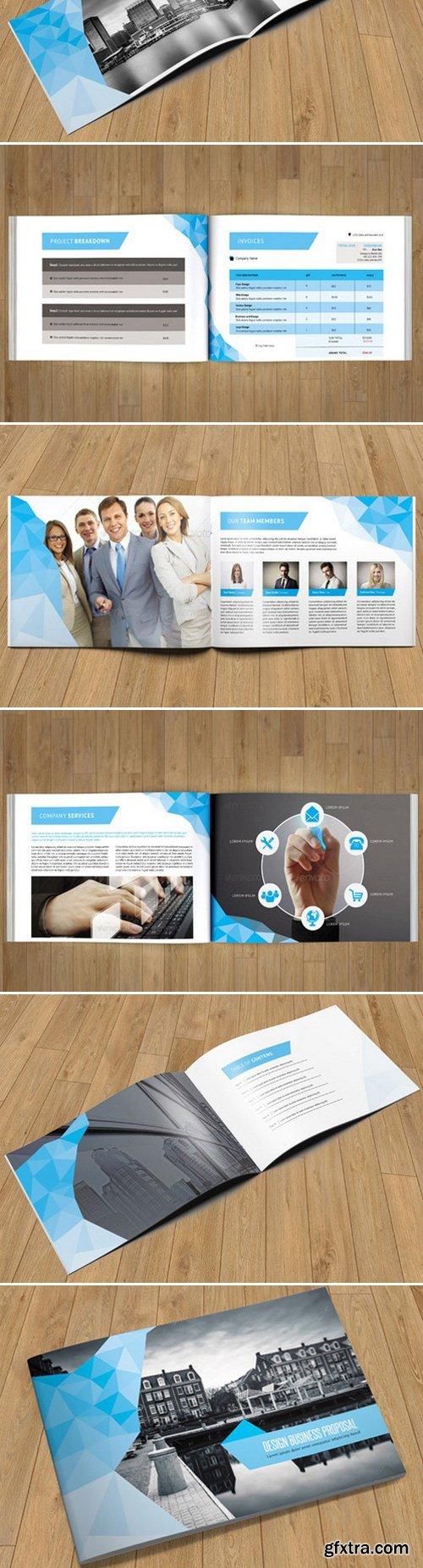 CM - Indesign Business Proposal-V213 410758