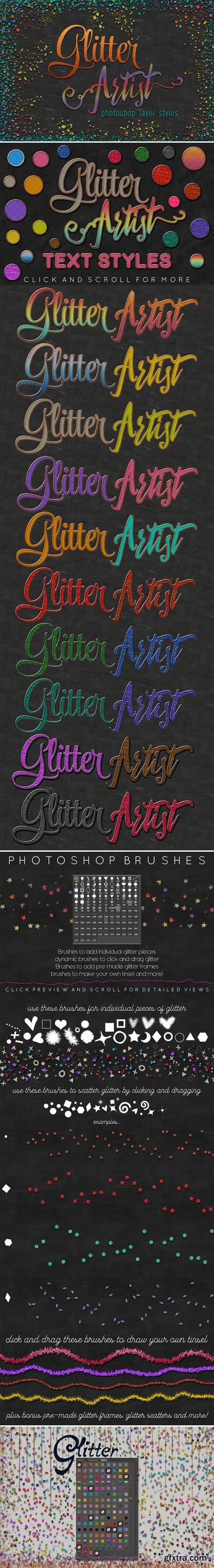 CM - Glitter Artist 438446