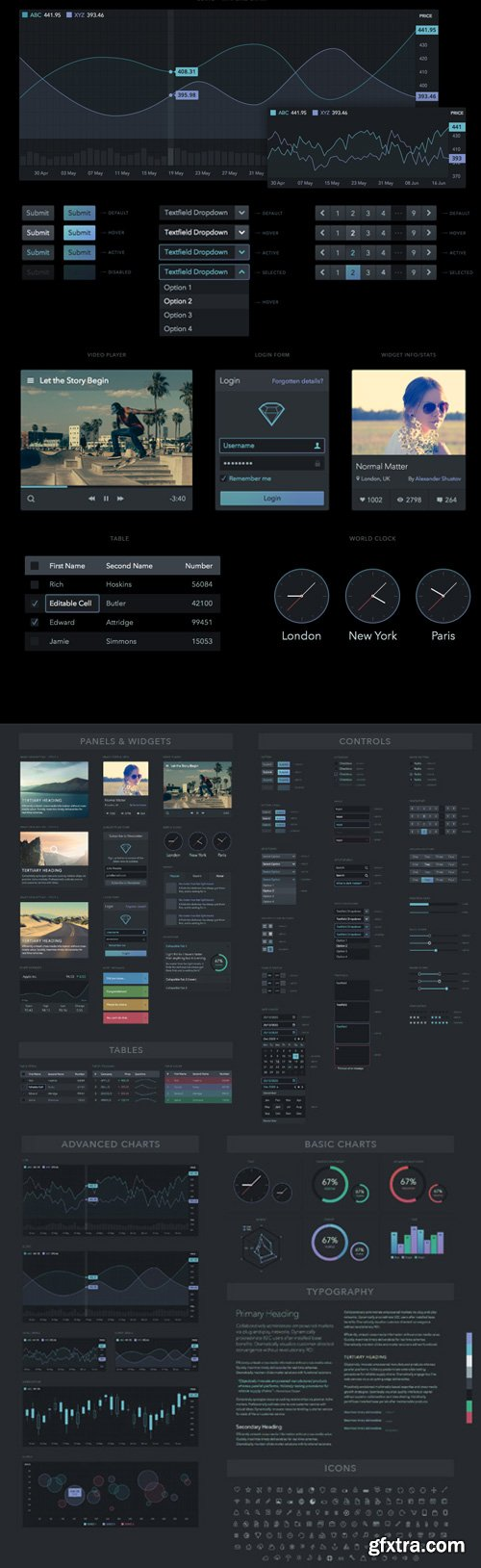 Matter UI Kit V1.2