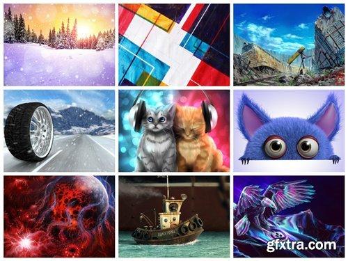 75 Creative Art HD Wallpapers Mix 11