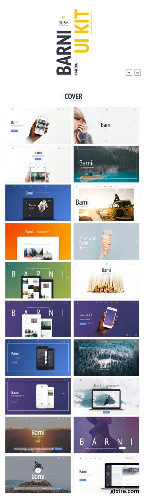 CM - Barni For Media - 430595