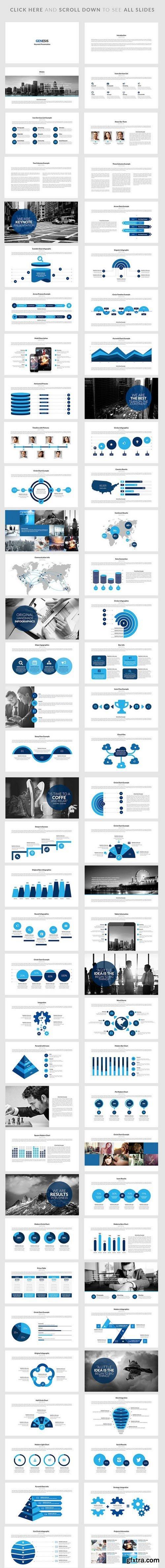CM - Genesis | Keynote Presentation 274955