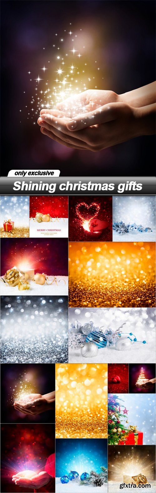 Shining christmas gifts - 16 UHQ JPEG