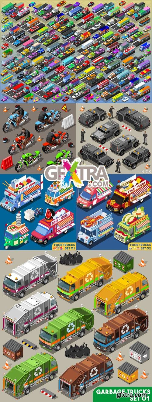Transport Vector Collection
