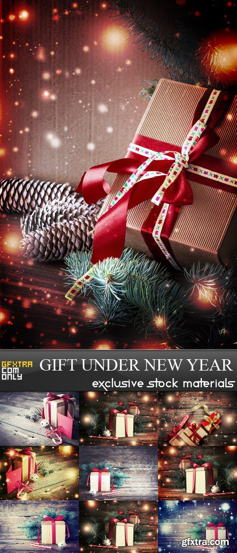 Gift Under New Year - 9 UHQ JPEG
