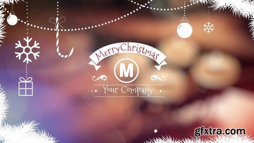 Motion Array - Christmas Slide After Effects Template