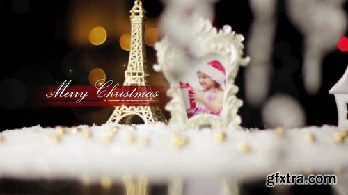 Motion Array - Christmas Slides After Effects Template