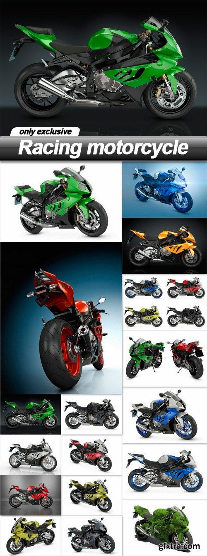 Racing motorcycle - 17 UHQ JPEG