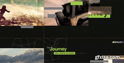 Videohive The Journey 8127834