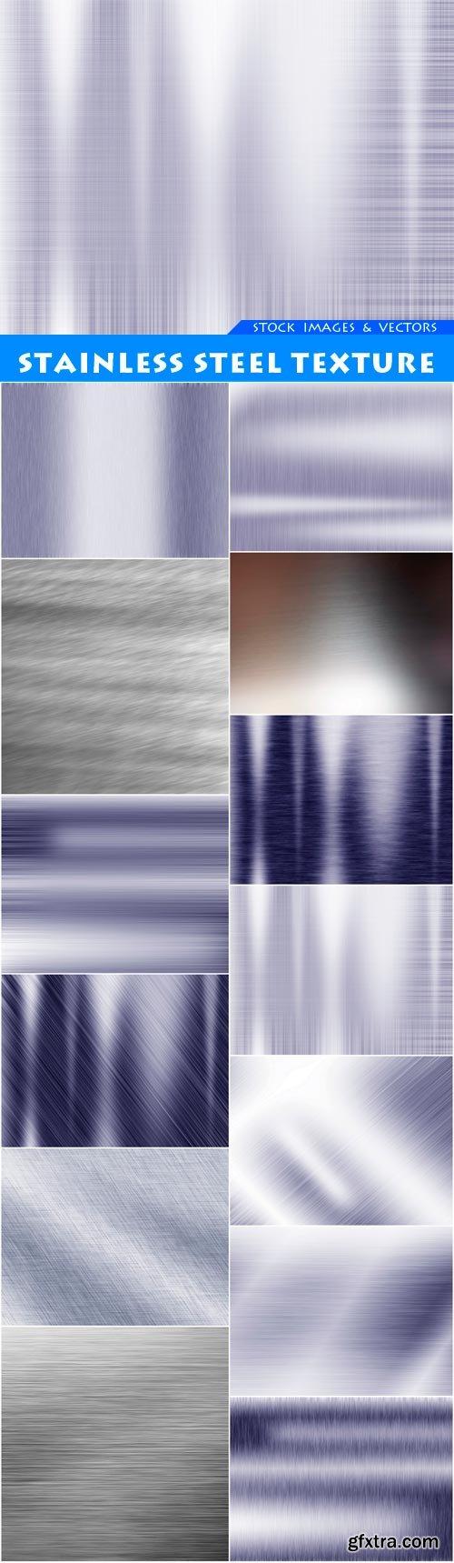 Stainless steel texture 13X JPEG