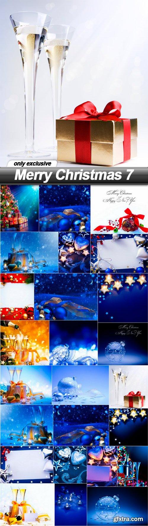 Merry Christmas 7 - 25 UHQ JPEG