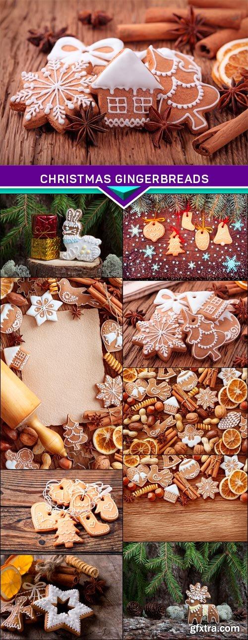 Christmas gingerbreads 10x JPEG