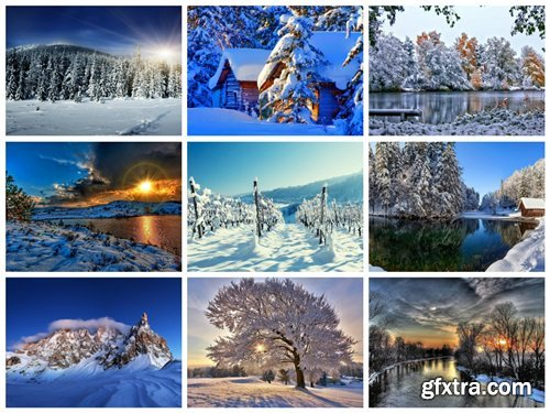 75 Winter Landscapes HD Wallpapers 4