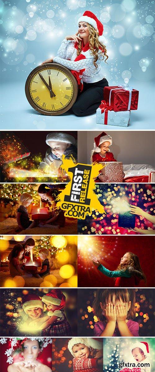 Stock Image Magical Christmas holiday