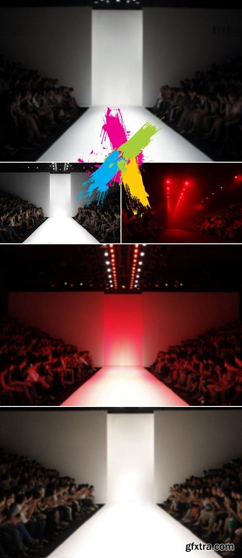 Stock Photo - Fashion Podium