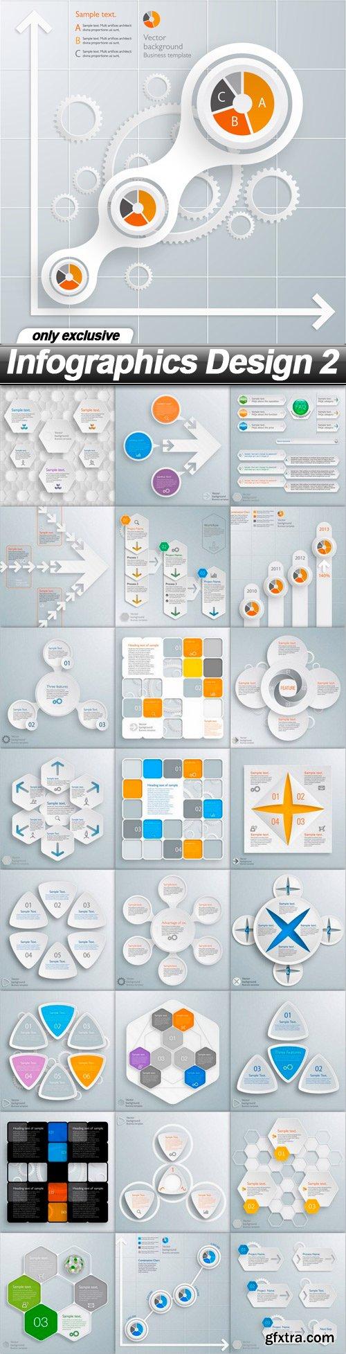 Infographics Design 2 - 25 EPS