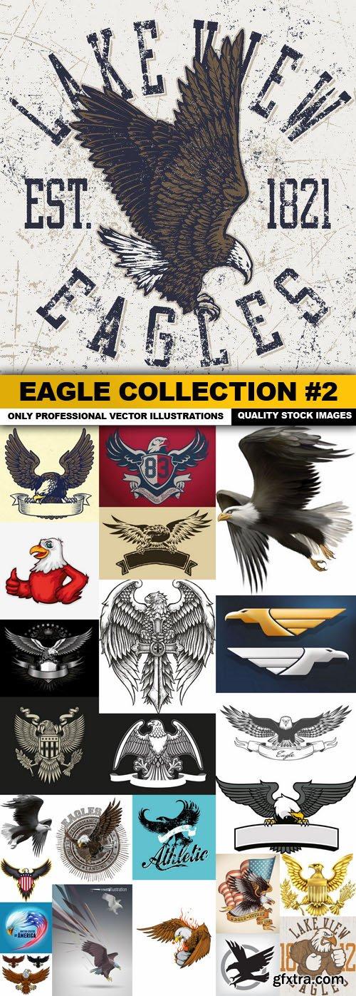 Eagle Collection #2 - 25 Vector