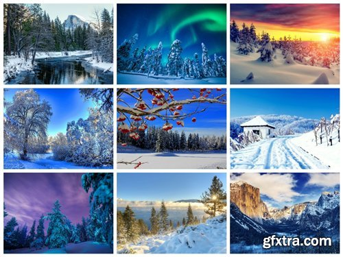 75 Winter Landscapes HD Wallpapers 5